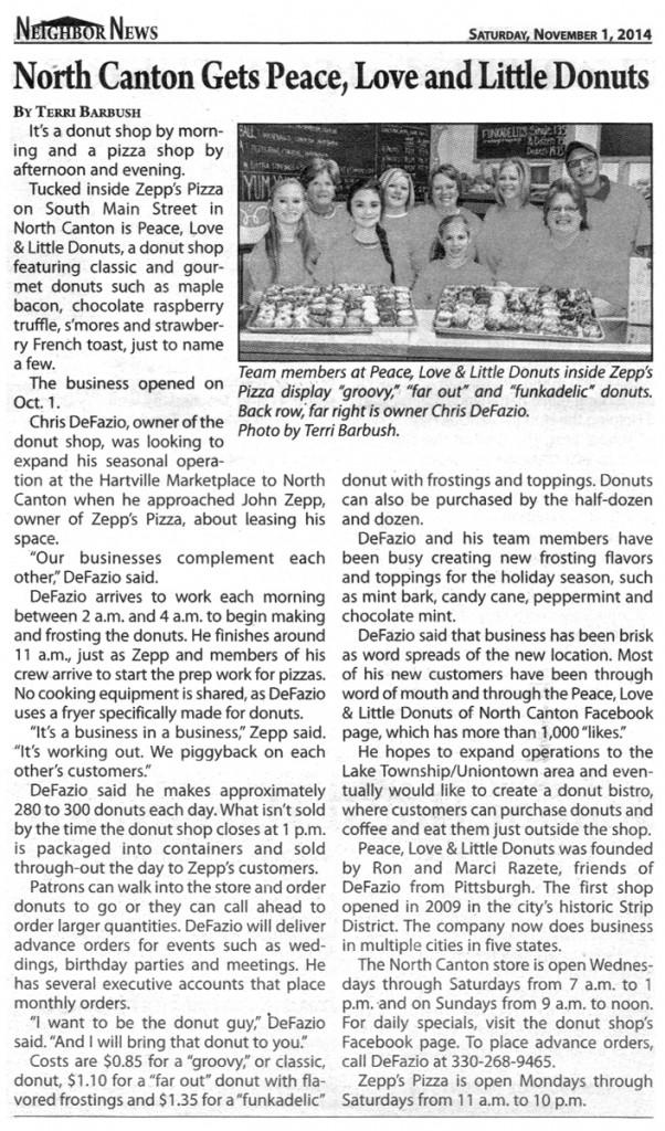 North Neighbor News 2014