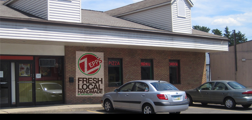Stop in: 1108 South Main Street, North Canton